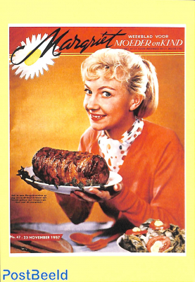 Margriet cover 23 nov. 1957