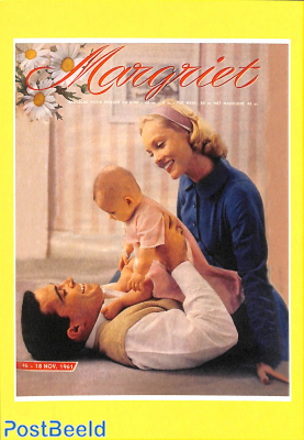 Margriet cover 18 nov. 1961