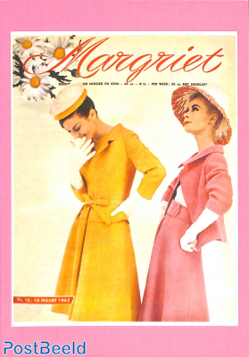 Margriet cover  10 march 1962