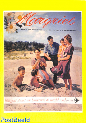 Margriet cover 29 sept. 1962
