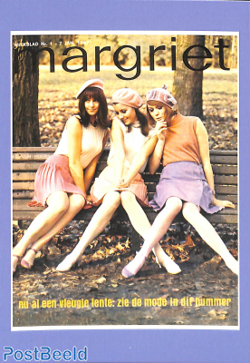 Margriet cover 7 jan 1967