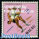 16A., Stamp out of set
