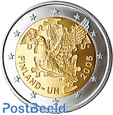 2 euro 2005 United Nations