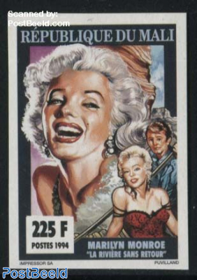 225F, Marilyn Monroe, imperforated