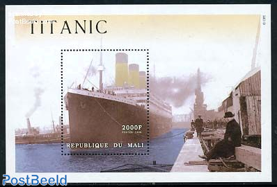 The Titanic s/s