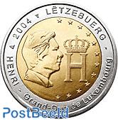 2 euro 2004 Henri