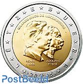 2 euro 2005 Henri & Adolphe