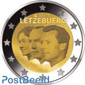 2 euro 2011 Jean