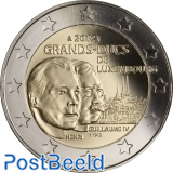 2 euro 2012 Henri & Guillaume IV