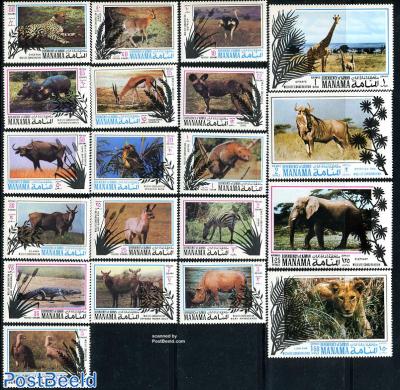 Animal protection 20v