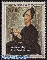 Modigliani painting 1v