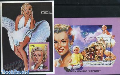 Marilyn Monroe 2 s/s