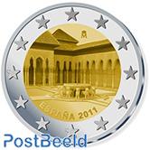2 euro 2011 Granada