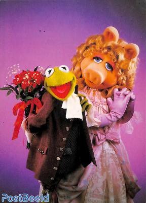 Muppets, Kermit & Miss Piggy