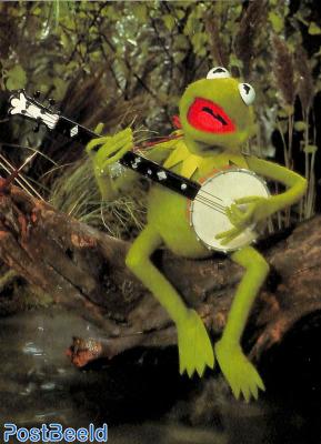 Muppets, JKermit in the swamp