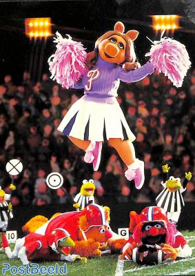 Muppets, Miss Piggy, Cheerleader