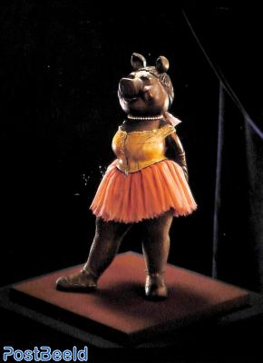 Muppets, Miss Piggy, The Dancer
