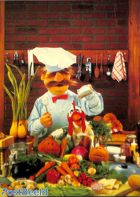 Muppets, Swedish Cook