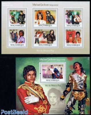 Michael Jackson 7v (2 m/s)