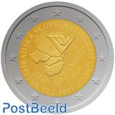 2 euro 2011 Visegrad