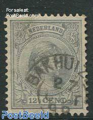 Kleinrond Bakhuizen on NVPH 38