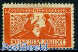10c, Toorop, Stamp out of set