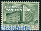 5+3c, Post office Den Haag, Stamp out of set