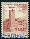 7+5c, Amsterdam, Stock exchange, Stamp out of set