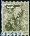 5+3c, Rembrandt, Stamp out of set