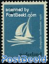 2+3c, sailing, Stamp out of set