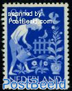 8+4c, Gardening, Stamp out of set