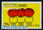 25+10c, Dick Bruna, Stamp out of set