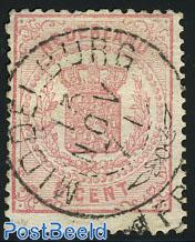 1.5c pink, C. Middelburg