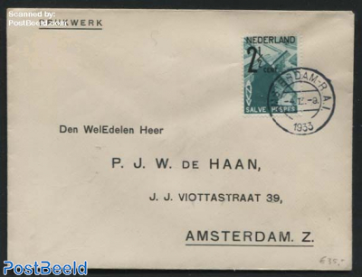 Cover from Amsterdam to Amsterdam
