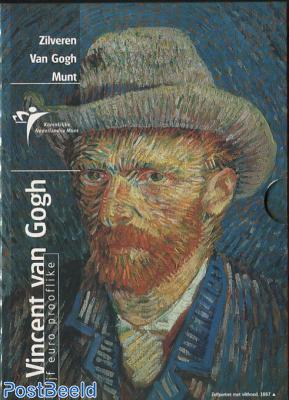 Prooflike set 5 Euro Vincent van Gogh