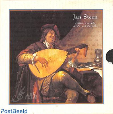 10 gulden, Jan Steen, FDC-set