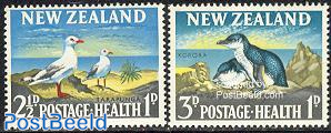 Health, birds 2v