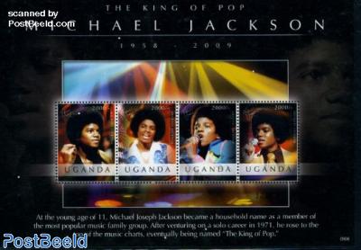 Michael Jackson 4v m/s