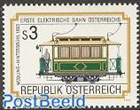 Electric tram 1v