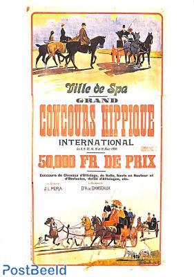 Spa, Concours Hippique