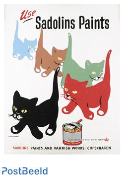 'Use Sadolins Paints'