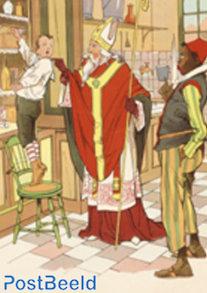 'Sint Nikolaas en zijn Knecht'