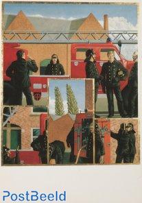 'Les Sapeurs-Pompiers Hollandais'