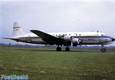 Spantax Douglas DC-6A