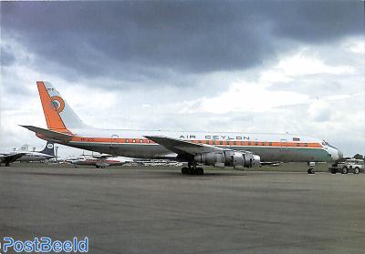 Douglas DC-8, Air Ceylon