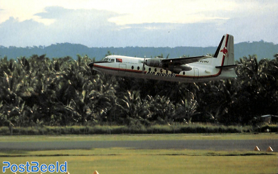Fokker F27, Air Niugini
