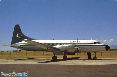 Convair 580, Namib Air