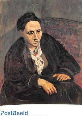 Pablo Picasso, Gertrude Stein 1906