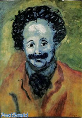 Retrato del pintor Sebastian Junyer Vidal, 1904