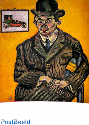 Retrato de Heriberto Casany, 1918